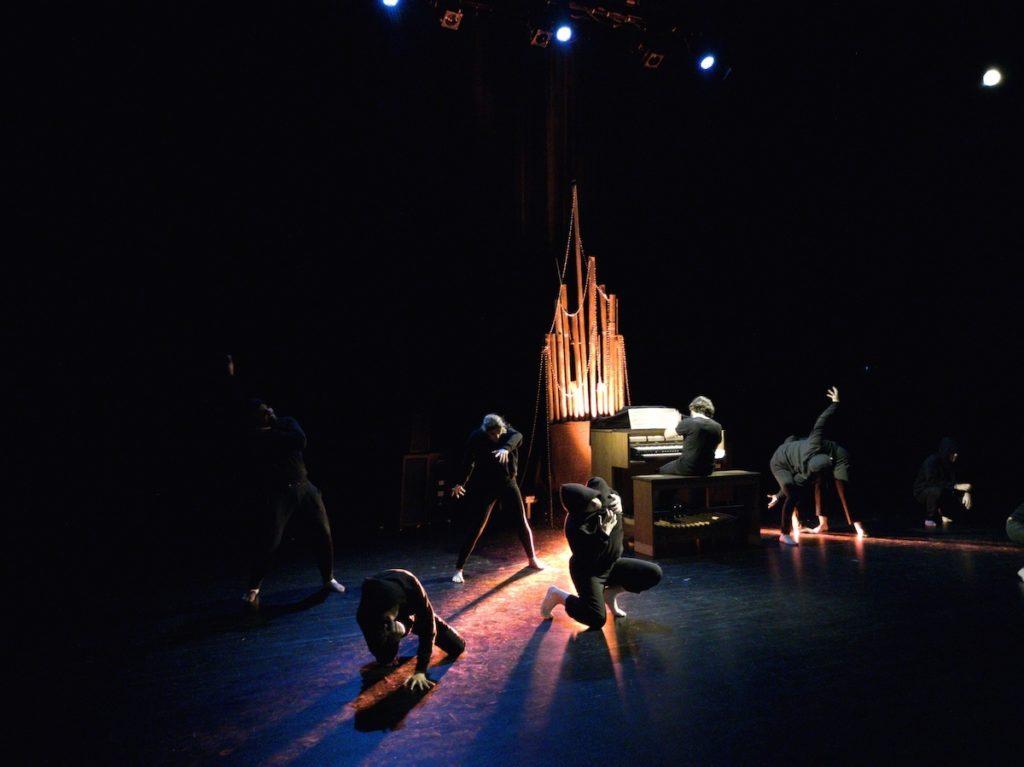 Répétition du spectacle Macbeth - Sevdim collectif