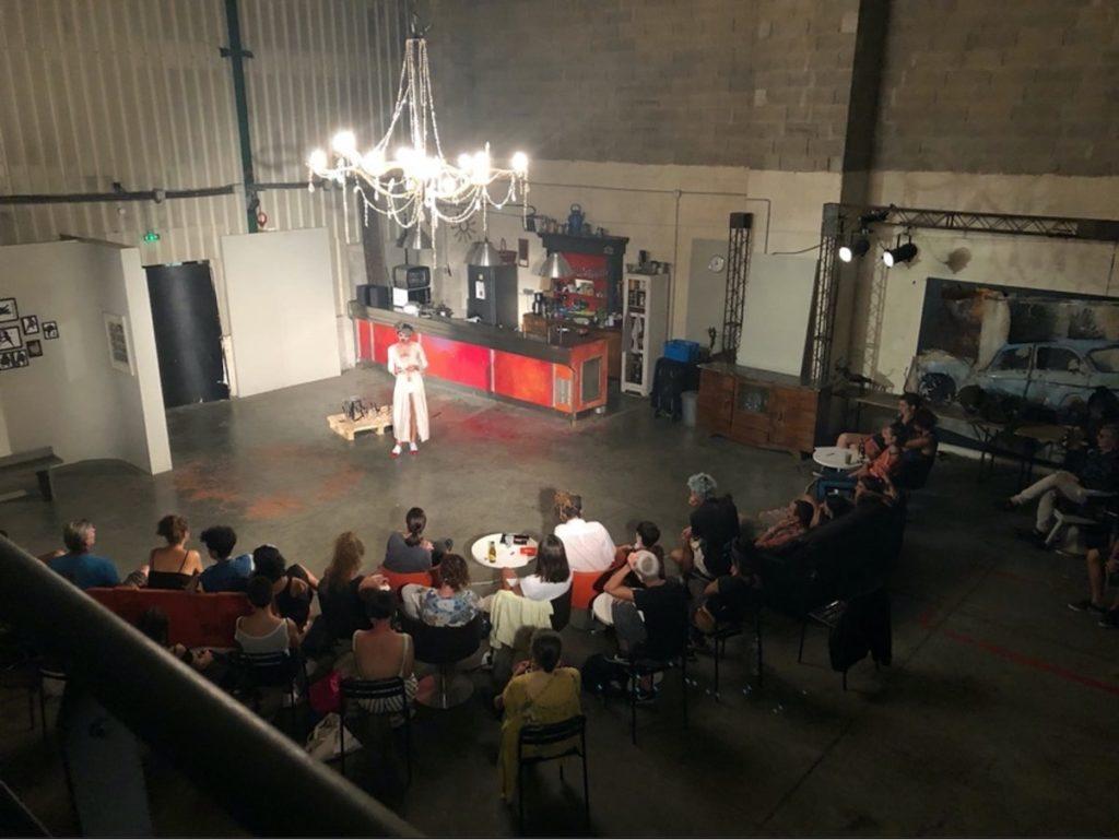 projet KLEBS _ Séance de dramaturgie collective