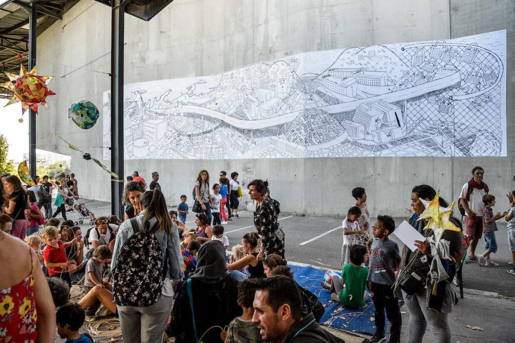 Petit Art Petit 2018 - Cité des Arts de la Rue - Marseille - Lézarap'Art 2018